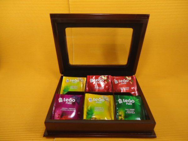 KCHA-06A Caixa Chá