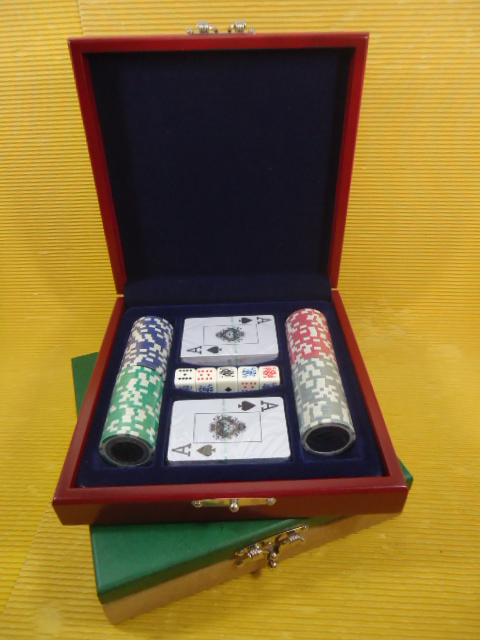 KTJG-43 Jogo Poker