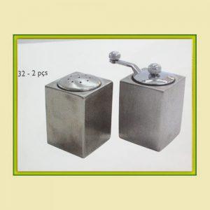 R-7632 Saleiro Inox