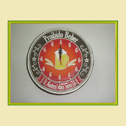 RF-03 Relógio Fibra