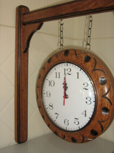 REST-01 Relógio Estação